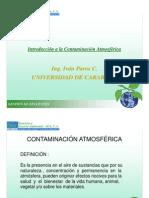 Introducción Contaminacion Atmosferica