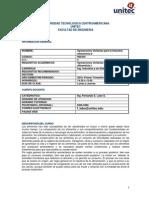 Silabo- Ind429 Operaciones Unitarias en La Industria Alimenticia II