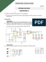 Lab. 03 - Compuertas Logicas