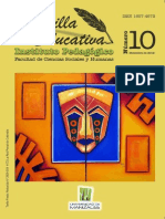 Plumilla Educativa N° 10, Dic. 2012