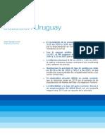 Situacion Uruguay Primer Semestre 2014