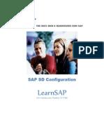 SAP SD Setup Guide