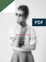 trend media kit spring 2015