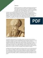 Estudio de La Vida de Mahoma