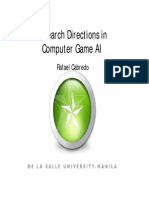 Game Artificial Intelligence