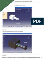 Tutorial_ Uso de La Simulación _ Análisis FEM en Catia V5 - GrabCAD