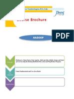 Hadoop fundamentals