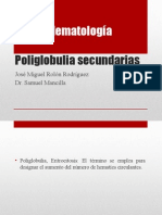 Poliglobulia secundarias