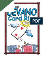 Don Alan - Devano Card Rise