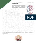 Fisiologia Cardiovascular Resumo