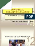 Proceso de Socializacion