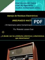Manejo Residuos Electronicos