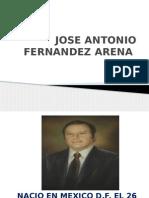 Jose Antonio Fernandez Arena
