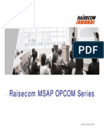 Rc Msap Product Line Starcom