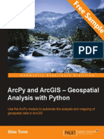 ArcPy and ArcGIS – Geospatial Analysis with Python - Sample Chapter