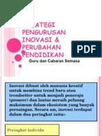 K14 Strategi Perubahan Pendidikan 12.ppt