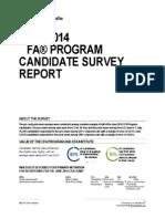 054400 Candidate Survey