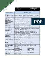 Diccionario EDT 2.0