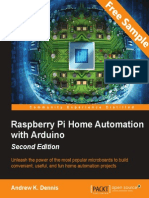 Raspberry Pi Home Automation with Arduino - Second Edition - Sample Chapter