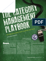 Category Management Playbook
