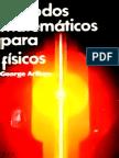Métodos Matemáticos Para Físicos - George Arfken - 1ra Ed - Español IMAGEN