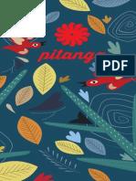 Cardápio Impresso Pitanga