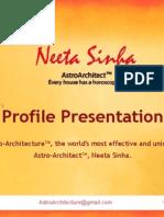 Neeta Sinha Profile Presentation