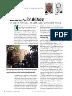 Evaluation and Rehabilitacion Tanks
