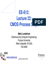 CMOS Process Steps