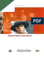 Gestion Publica Intercultural