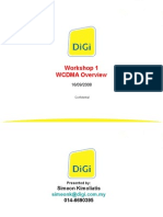 1D WCDMA Overview_revised