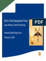 Shell Smart Fields