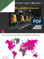 CanCham TNS Cambodia Laos and Myanmar Presentation Mar2013