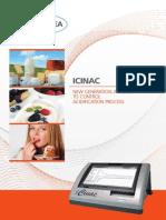 Brochure of Cinac