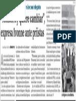 """16-02-2015 """"Monterrey quiere cambiar"""", expresa Ivonne ante priistas"""