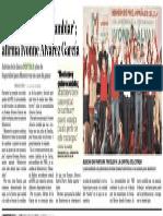 16-02-2015 'Monterrey quiere cambiar'; afirma Ivonne Álvarez García