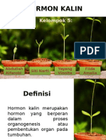 Hormon Kalin