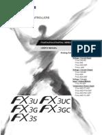 FX3U AD Manual
