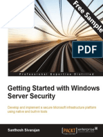 Getting Started with Windows Server Security - Sample Chapter