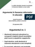 Argumente in Favoarea Reformelor.ipp - Anatol Gremalsshi