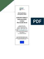 Bookmark EDIC Slavonski Brod