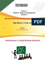 Ayuda 3 Niveles de Investigaciòn UAP