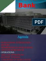 World Bank Peter Ppt (2)