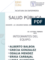 Salud-publica CONTROL DE ENFERMEDADES TRANSMISIBLES
