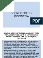 Geomorfologi Indonesia