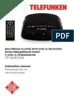 телефункенTF-DVBT204