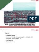 BERLIN.urban Development Concept 2030