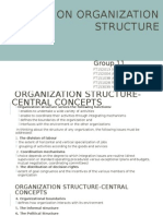Note on organization structure.pptx