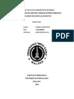 Laporan Praktikum Ekologi Tanaman