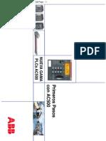 IyCnet Primeros Pasos AC500